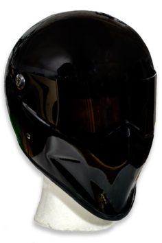 Outlaw Diamond shiny black