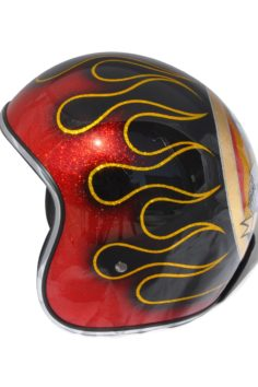 North Virus Superflake red flame POKER