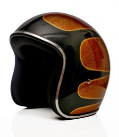 North Virus Superflake Brown Black Flames Special