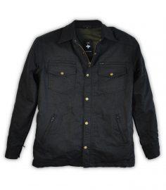 Kevlarskjorta Lumber Black