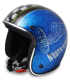 North Virus Superflake North kingdom blue