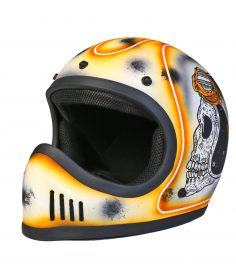 North GRINGO Vintage yellow scull