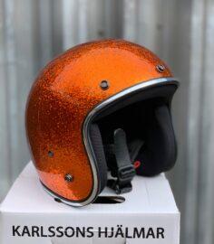 North Virus Flake Orange